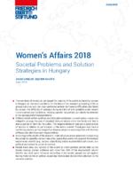 Women's affairs 2018