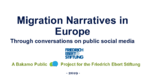 Migration narratives in Europe