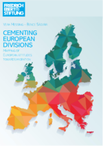 Cementing European divisions