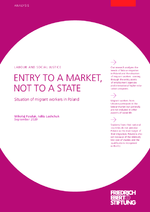 Entry to a market, not to a state