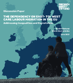 The dependency on East-to-West care labour migration in the EU